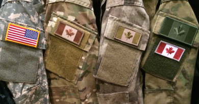 Canadian Flag Velcro Patch Review – July 2015