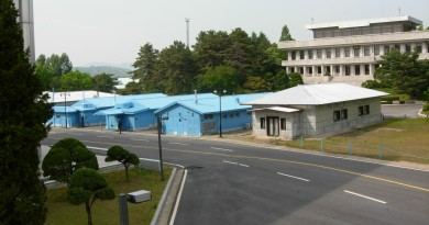 Tour of the Demilitarized Zone and the Joint Security Area, South Korea